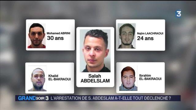 Bruxelles: abdeslam complices