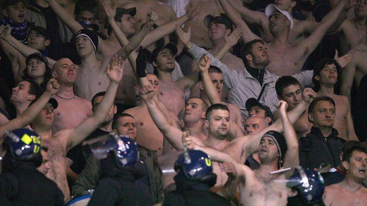 Les Ultras du Dinamo Zagreb (MARCELLO POZZETTI  / TEAMSHOOT TEAMSHOOT)
