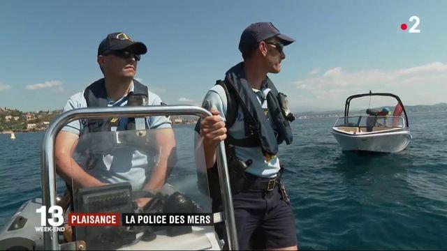 Plaisance : la police des mers