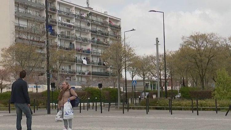 Le confinement instauré pour lutter contre le coronavirus suscite des comportements solidaires. À Sartrouville (Yvelines), des jeunes aident leurs aînés à faire leurs courses ou encore à cultiver les jardins. (France 2)
