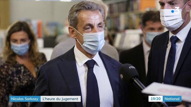 """Affaire des """"écoutes"""" : le jugement de Nicolas Sarkozy sera prononcé lundi"""