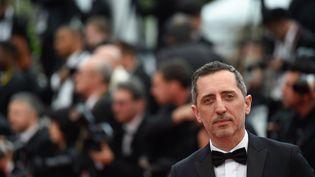 Gad Elmaleh au Festival de Cannes (Alpes-Maritimes), le 19 mai 2019. (ASATUR YESAYANTS / SPUTNIK / AFP)