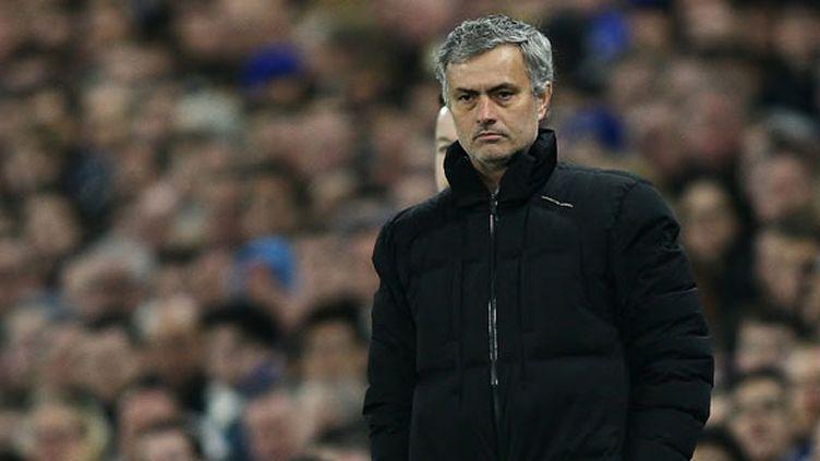 L'entraîneur portugais de Chelsea José Mourinho