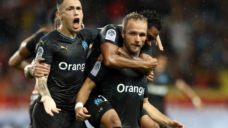 Valère Germain (VALERY HACHE / AFP)