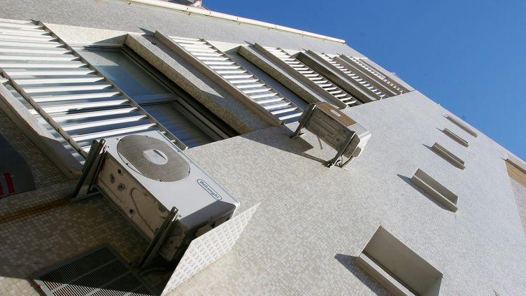 La consommation d'électricité augmente notamment avec l'utilisation des climatiseurs. (TIM SOMERSET / MAXPPP)