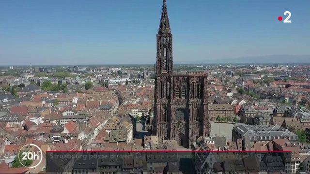Strasbourg passe au vert : qu'en pense le monde économique ?