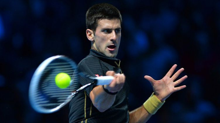 La puissance de Novak Djokovic