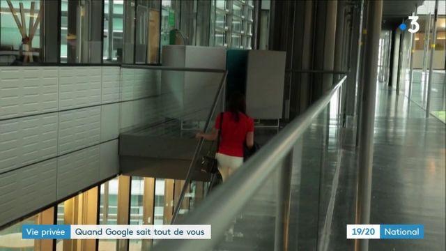 Données personnelles : Google sait-il tout de vous ?