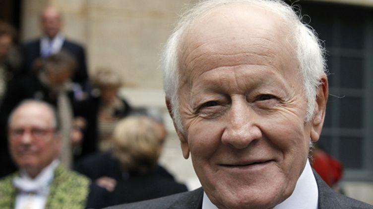 Jacques Chancel (FRANCOIS GUILLOT / AFP)