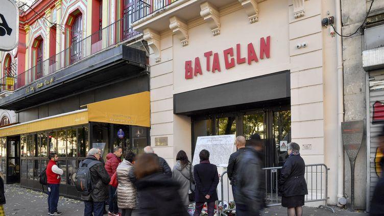 L'attaque du Bataclan le 13 novembre 2015 sert de toile de fond au téléfilm diffusé par France 2. (CHEN YICHEN / XINHUA)