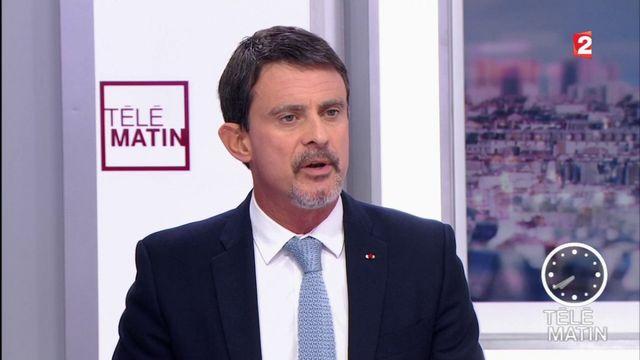 """Les 4 Vérités - Manuel Valls : """"Ça peut déraper en Catalogne"""""""