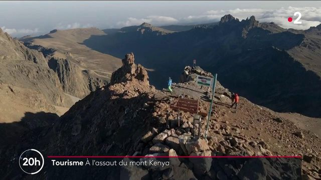 À la découverte du mont Kenya, sommet méconnu du grand public