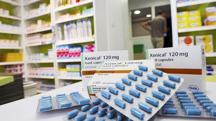 La consommation de médicaments des Français est restée stable en 2013. (PHILIPPE HUGUEN / AFP)