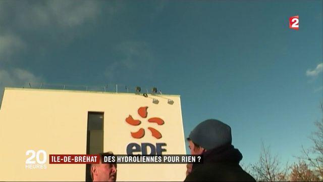 Île-de-Bréhat : des hydroliennes pour rien ?v2