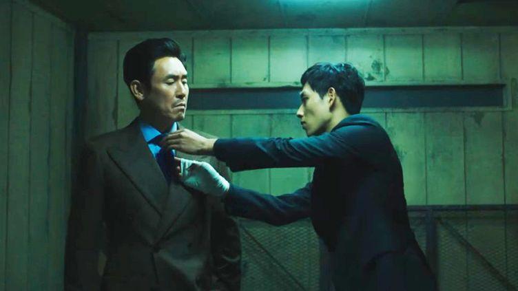 """""""The Merciless"""" : capture d'écran  (CJ Entertainment)"""
