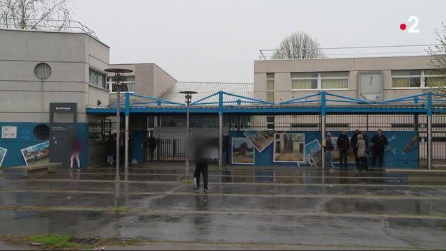 Stains : quand la violence entre dans la cours du lycée