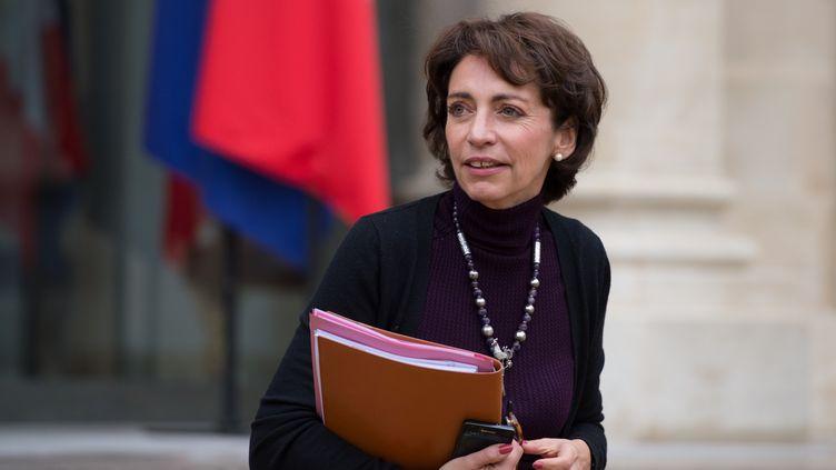 La ministre des Affaires sociales, Marisol Touraine, le 17 octobre 2012. (BERTRAND LANGLOIS / AFP)