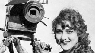 Histoire : portrait d'Alice Guy, première femme réalisatrice de l'histoire du cinéma. (FRANCE 2)