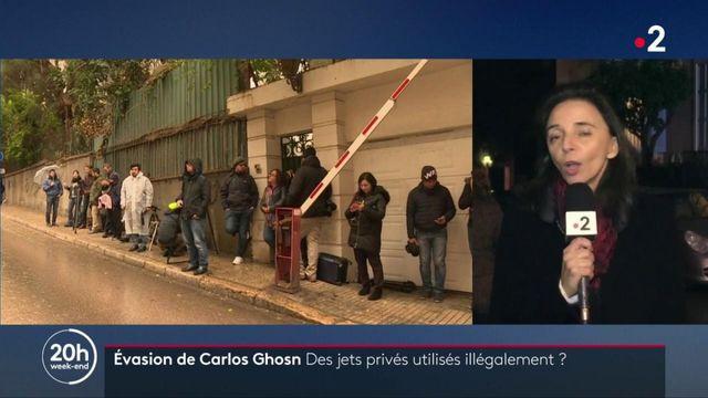 Carlos Ghosn : des jets privés utilisés de façon illégale ?