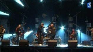 Les frères Zebda fêtent leur 20ans de musique à la Fiesta des Suds  (Culturebox)