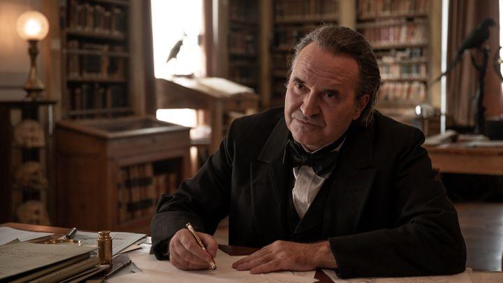 """Le professeur Charcot dans le film """"Le Bal des Folles"""". (CHRISTINE TAWALET)"""