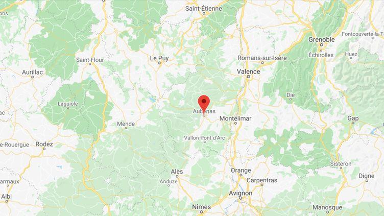 Aubenas (Ardèche). (FRANCEINFO)