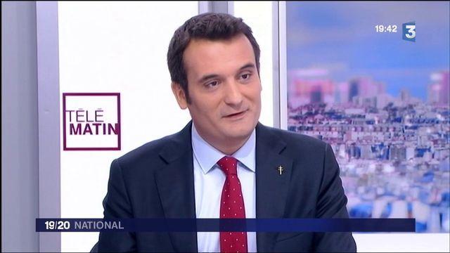 Front National : le divorce entre Florian Philippot et Marine Le Pen