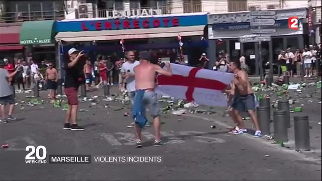 Marseille : de violents incidents