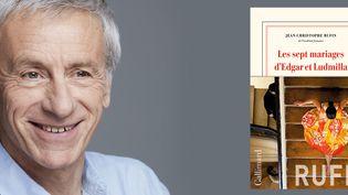 Le romancier et académicien Jean-Christophe Rufin (crédit : Pascal Ito)