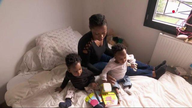 Lyon : nouvelle vie pour les sœurs siamoises opérées