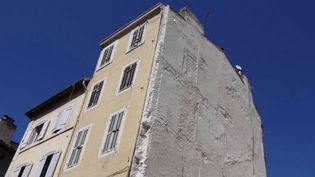 Marseille : les problèmes de logement au cœur de la visite d'Emmanuel Macron. (FRANCE 2)