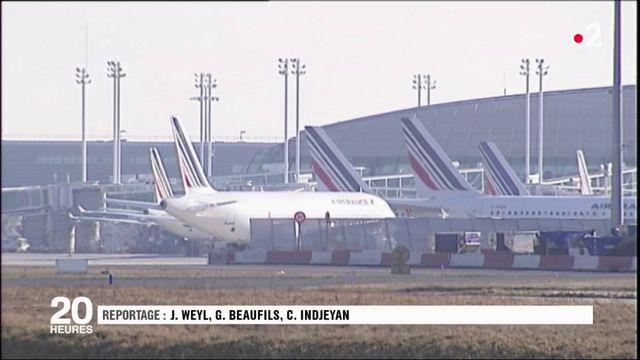 Air France : les arguments de ceux qui travaillent