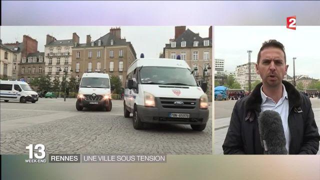 Rennes : le rassemblement contre les violences policières interdit