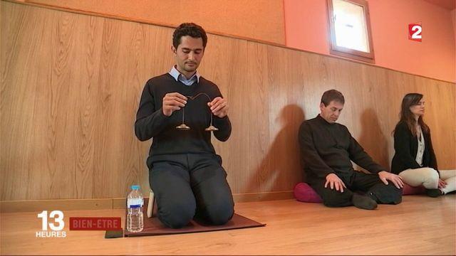La méditation fait de plus en plus d'adeptes