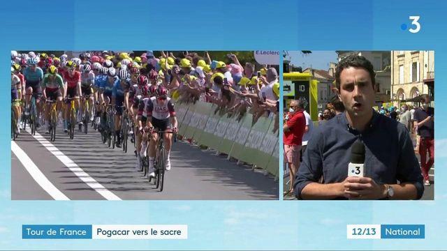 Tour de France 2021 : Tadej Pogacar vers la victoire finale ?