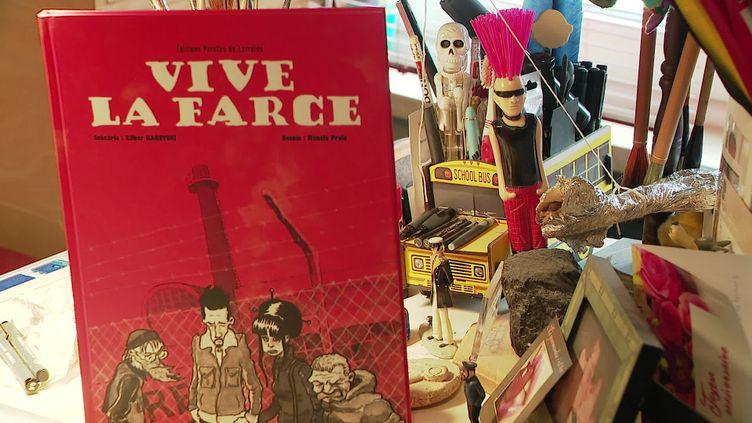 """Vive la farce"" de Manolo Prolo etZilber Karevski (France 3 Lorraine)"