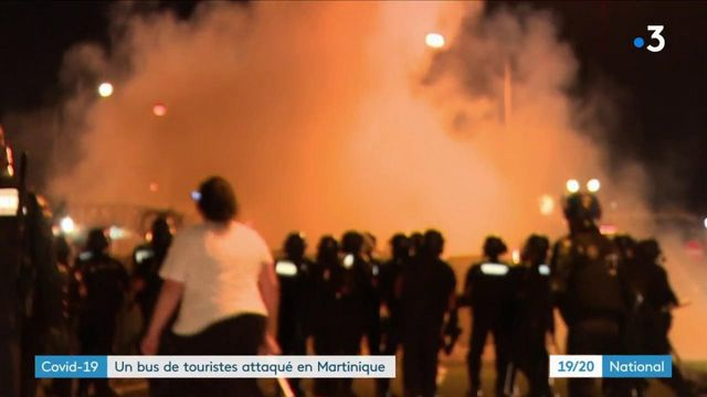 Covid-19 : beaucoup de tensions en Martinique