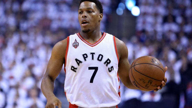 Kyle Lowry (Toronto Raptors) (VAUGHN RIDLEY / GETTY IMAGES NORTH AMERICA)