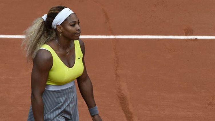 Serena Williams défaite