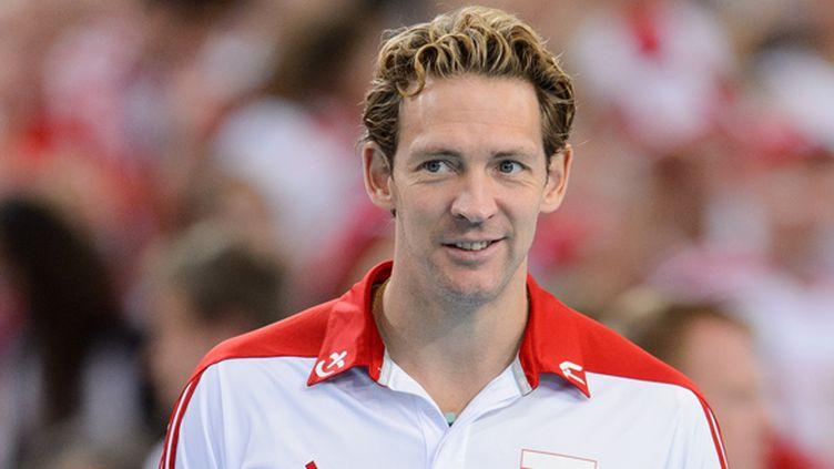 Le coach français de l'équipe nationale de Pologne, Stéphane Antiga (CITIZENSIDE/MARIUSZ PALCZYNSKI / CITIZENSIDE.COM)