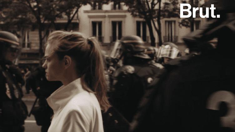 """Ils sont jeunes, ils ont peu de moyens et dans """"Paris est une fête"""" ils parlent de leur génération et cassent les codes de la production cinématographique. (Sans autorisations, ils tournent un long-métrage pendant trois ans)"""