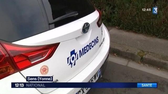 Déserts médicaux : la ville de Sens fait appel à SOS Médecins