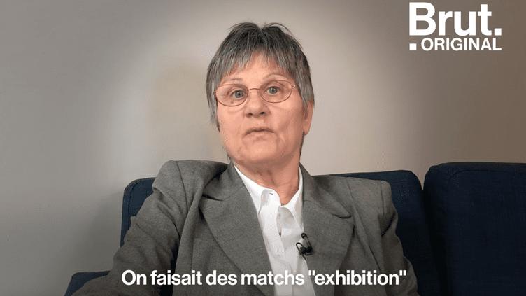 VIDEO - Rencontre avec Ghislaine Royer, pionnière du football féminin français (BRUT)