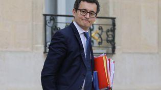Le ministre des Comptes et de l'Action publique Gérald Darmanin. (LUDOVIC MARIN / AFP)