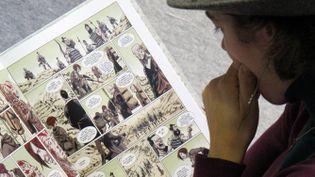 40e Festival international de la bande dessinée d'Angoulême, du 31 janvier au 3 février 2013  (Laurence Houot/Culturebox)