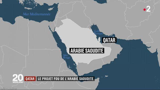 Qatar : le projet fou de l'Arabie Saoudite