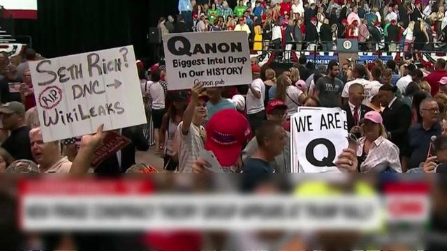 Qanon, le mouvement complotiste fan de Donald Trump