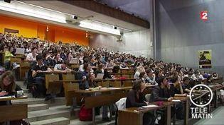 Les bancs de la fac seront-ils remplis à la rentrée ? (FRANCE 2)