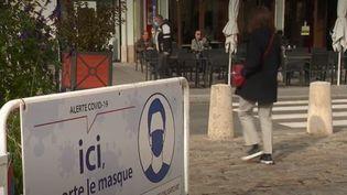 Coronavirus : à Compiègne, le couvre-feu en avant-première  (FRANCEINFO)