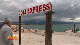 Goli Otok, le goulag de Tito, sera-t-il un jour un complexe touristique ? (FRANCE 3 / FRANCETV INFO)